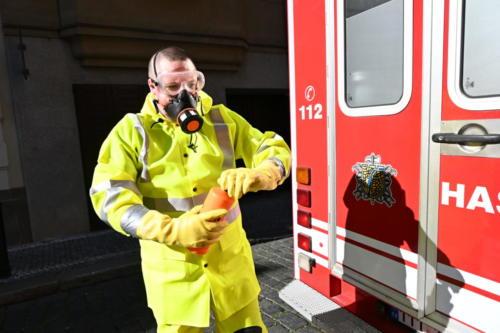 DPS Týnská 17 - desinfekce koronavir, 150320