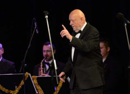 Vánoční koncert Orchestru Václava Hybše v divadle ABC, 8. 12. 2019 (foto Jaroslav Tatek)