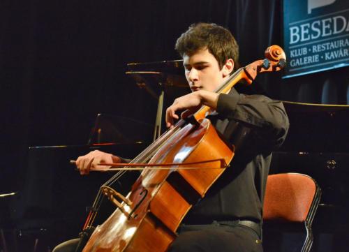 Setkání s kulturou: Novoroční koncert Fóra mladých, 8. 1. 2020 (foto Jaroslav Tatek)